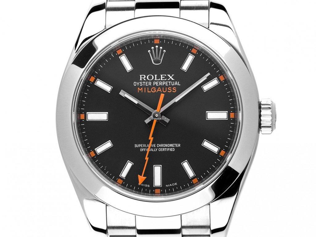 53e82f3de97 Rolex Milgauss - Todos os preços de relógios Rolex Milgauss na Chrono24