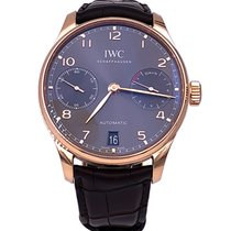 IWC Portuguese Automatic Rose gold 42.3mm Grey Arabic numerals United States of America, Florida, Boca Raton