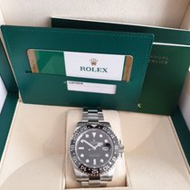 Rolex 116710LN Stahl 2019 GMT-Master II 40mm neu Schweiz, Basel