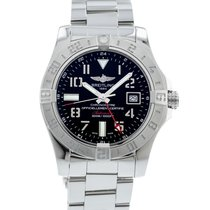 Breitling Avenger II Steel 43mm Black United States of America, Georgia, Atlanta