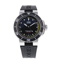 Oris Aquis Depth Gauge Steel 46mm Black United States of America, Florida, Sarasota