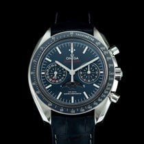 Omega Speedmaster Professional Moonwatch Moonphase Acero 44mm Azul