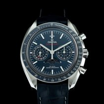 Omega Speedmaster Professional Moonwatch Moonphase 304.33.44.52.03.001 2019 новые