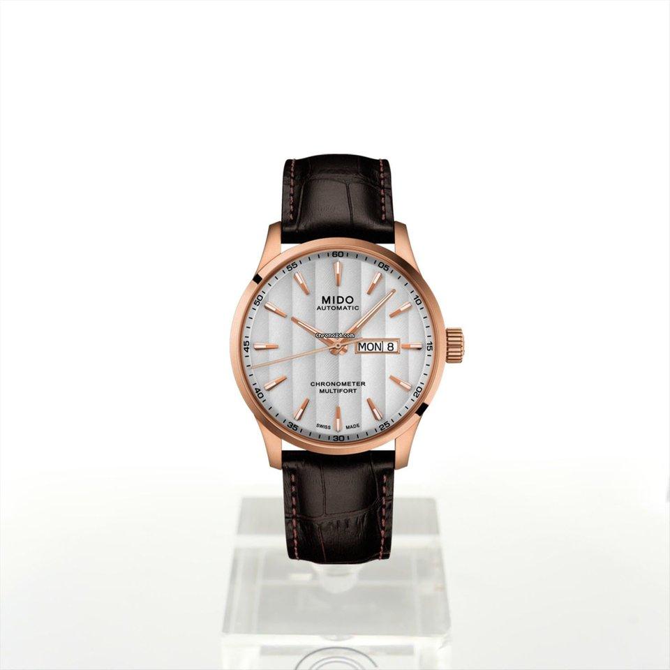 b7cabb208072 Mido Multifort Chronometer en venta por 1.009 € por parte de un Trusted  Seller de Chrono24