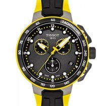 Tissot Steel 44.5mm Quartz T111.417.37.057.00 new