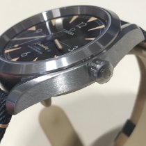 Omega Steel 40mm Automatic 220.12.40.20.01.001 new