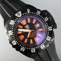 Luminox Deep Dive Steel 46mm Black No numerals