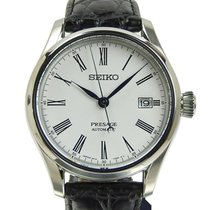 Seiko Steel 39mm Automatic 6R15 pre-owned