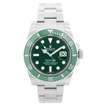 Rolex Submariner Date Steel 40mm Green United States of America, Texas, Dallas