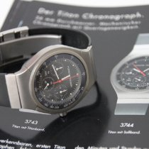 IWC Porsche Design Titanio 36mm