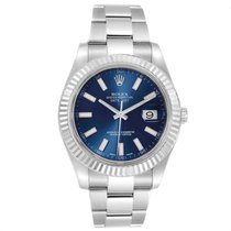 Rolex Datejust II 116334 2009 pre-owned