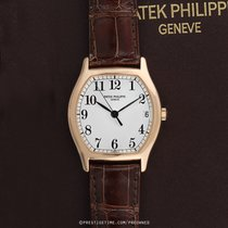 Patek Philippe Gondolo Rose gold 34mm White United States of America, New York, Airmont