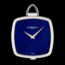 Vacheron Constantin Reloj usados Oro blanco 31mm Cuerda manual Reloj con estuche original