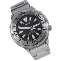 Seiko Steel 47mm Automatic Prospex new