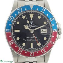 Rolex GMT-Master 1675 ---- 1978 1978 pre-owned