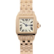 Cartier Santos Demoiselle 17mm Cеребро