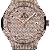 Hublot Rose gold Automatic 38mm new Classic Fusion 45, 42, 38, 33 mm