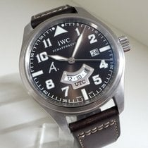 IWC Pilot 3261 Very good Steel 44mm