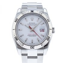 Rolex Datejust Turn-O-Graph Steel 36mm White United States of America, Georgia, Atlanta