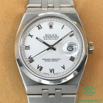 Rolex Datejust Oysterquartz 17014 1976 pre-owned