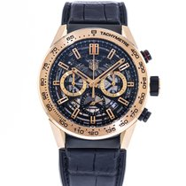 TAG Heuer Carrera CBG2A51 2010 pre-owned