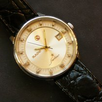 Rado Rado Starliner Automatic 21 Jewels, leather strap 1980 rabljen