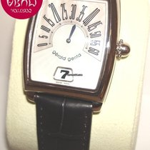 Gérald Genta White gold Automatic Mother of pearl Arabic numerals 32mm pre-owned
