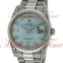 Rolex Day-Date 36 118296 gladp pre-owned