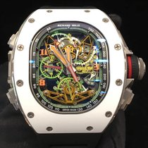 理查德•米勒 Tourbillon Split Second Chrono Airbus Corp Jets