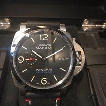 Panerai PAM00732 Steel 2017 44mm new United States of America, New York