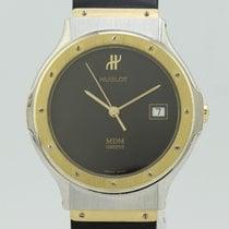 Hublot Classic MDM Quartz Steel-Gold 1523.2