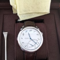 Hermès Arceau Steel 43mm Champagne Arabic numerals United States of America, Alabama, Mill Valley