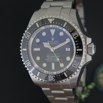 Rolex Oyster Perpetual Deepsea Sea-dweller Blue NEW