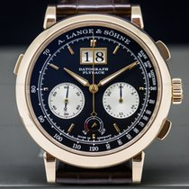 A. Lange & Söhne 405.031 Datograph Up / Down 18k Rose Gold...