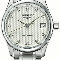 Longines Master Collection Steel 25.5mm Silver United States of America, New York, Airmont