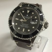 Rolex Submariner - Date - Box & Papers - Spider Dial