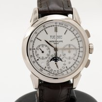 Patek Philippe Perpetual Calendar Chronograph - Box and Papers...