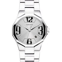 Concord 2450-0311630 Mariner 50mm in Steel - on Stailness...