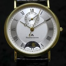 Maurice Lacroix Yellow gold 35mm Quartz 05877 pre-owned