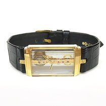 Corum Golden Bridge Gentleman Size 18k Yellow Gold Limited...