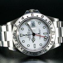 Rolex 16570 EXPLORER II Steel Explorer II 40mm