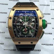 Richard Mille Roberto Mancini Chronograph Flyback - RM11-01 AO RG