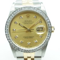Rolex Datejust Gold/Steel 36mm Champagne United States of America, Florida, Miami