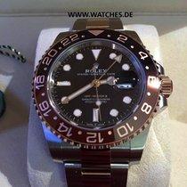 Rolex GMT- Master II Steel & Rose Gold - 126711CHNR