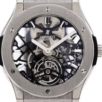 Hublot Titanium Manual winding pre-owned
