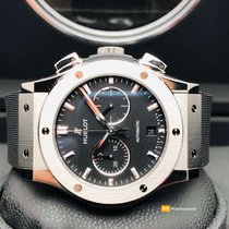 Hublot Classic Fusion Chronograph pre-owned 42mm Titanium