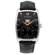 Louis Erard Steel 52mm Automatic 82210AA02.BDC51 pre-owned