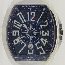 Franck Muller 44mm Manual winding new Vanguard Blue