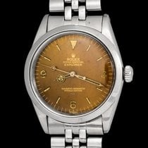 Rolex Explorer Steel 36mm Brown United States of America, Florida, Miami
