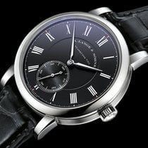 A. Lange & Söhne Richard Lange White gold 40.5mm Black Roman numerals United States of America, Illinois, Chicago
